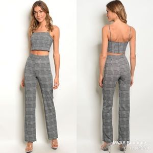 Houndstooth Set